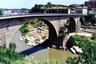 Bogenbrücke Monistrol