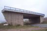 Brücke über die Schachtstraße
