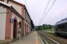 Bahnhof Caluso