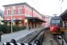 Bahnhof Como Nord Lago