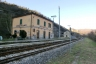 Bahnhof Crespino del Lamone