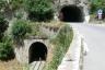 Barre du Pin Tunnel