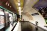 Barbès - Rochechouart Metro Station (Line 4)