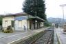 Bahnhof Piazza al Serchio