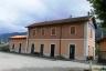 Bahnhof Ponte in Valtellina