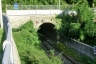 Avise Rail Tunnel