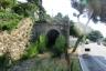 Capo Berta Tunnel