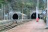 Cantalupo Tunnel
