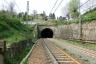 Mignanego Tunnel