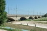 Eisenbahnbrücke Pedaso