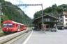 Bahnhof Fideris