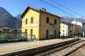 Bahnhof San Cassiano Valchiavenna