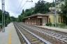 Bahnhof Trieste Miramare