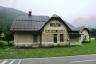 Bahnhof Valbruna-Lussari