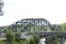 Aarebrücke Koblenz-Felsenau