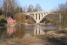 Äijälänsalmi vanha silta