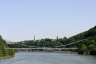 Pont sur le Danube de l'A26