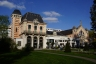 Casino et la Salle des Fêtes de Besançon-les-Bains