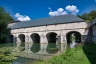 Saint-Amand Sluice Bridge