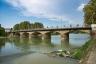 Adourbrücke Aire