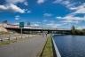 A 113 Teltowkanal Bridge
