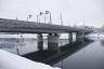 Eisenbahnbrücke Salzburg