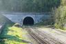 Eisenbahntunnel Charlemont