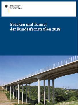Brücken und Tunnel der Bundesfernstraßen 2018