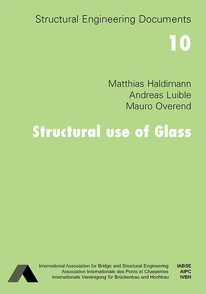Structural use of Glass