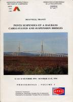 Ponts suspendus et à haubans. Cable-stayed and suspension bridges (Vol. 2)