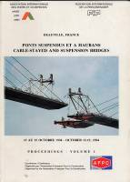 Ponts suspendus et à haubans. Cable-stayed and suspension bridges (Vol. 1)