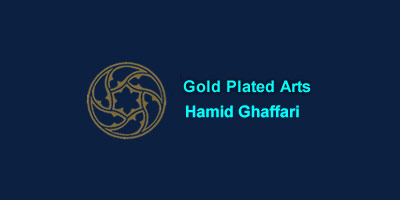 Gold Plated Arts Hamid Ghaffari