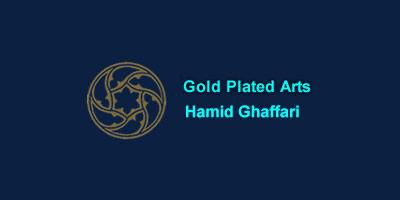 Gold Plated Arts Hamid Ghaffari