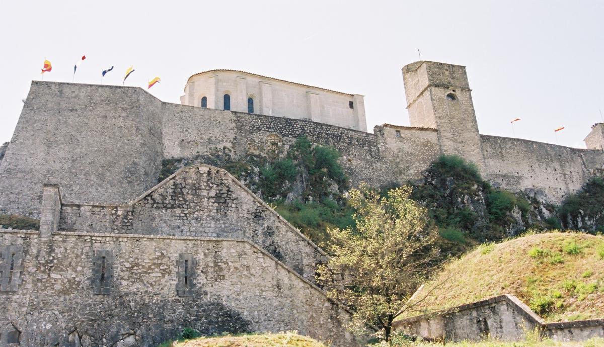 Zitadelle Sisteron