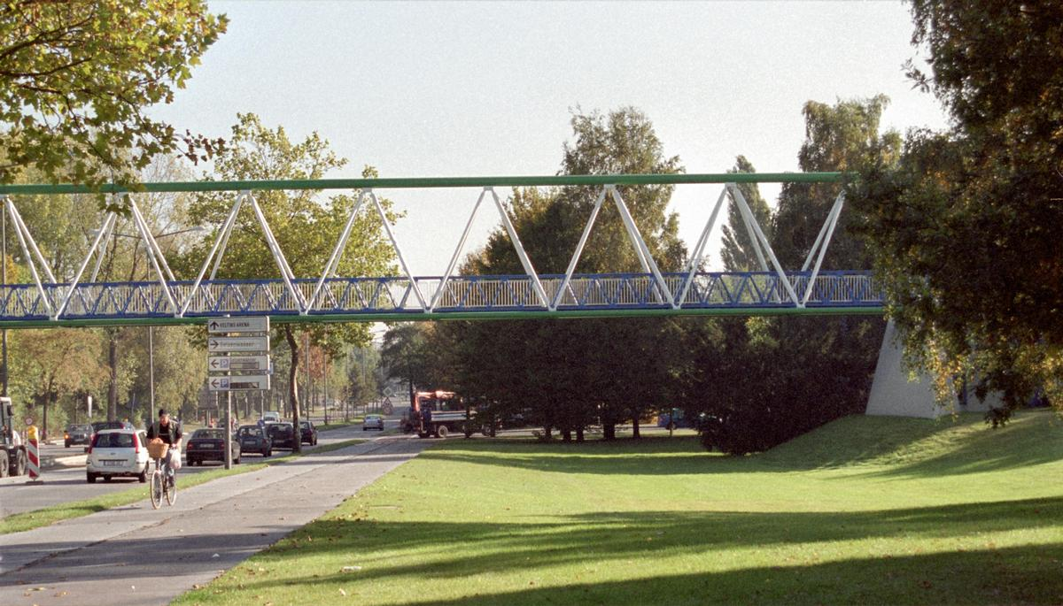 Gelsenwasser Footbridge (Gelsenkirchen)