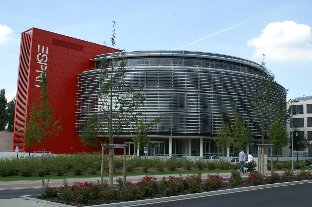 reasonably priced sleek united kingdom ESPRIT Europe Headquarters (Ratingen, 2003) | Structurae