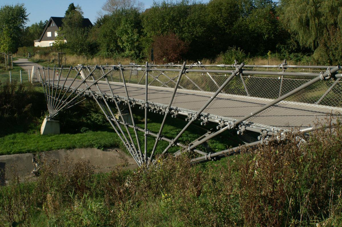 Schwarzbach Bridge, Gelsenkirchen.