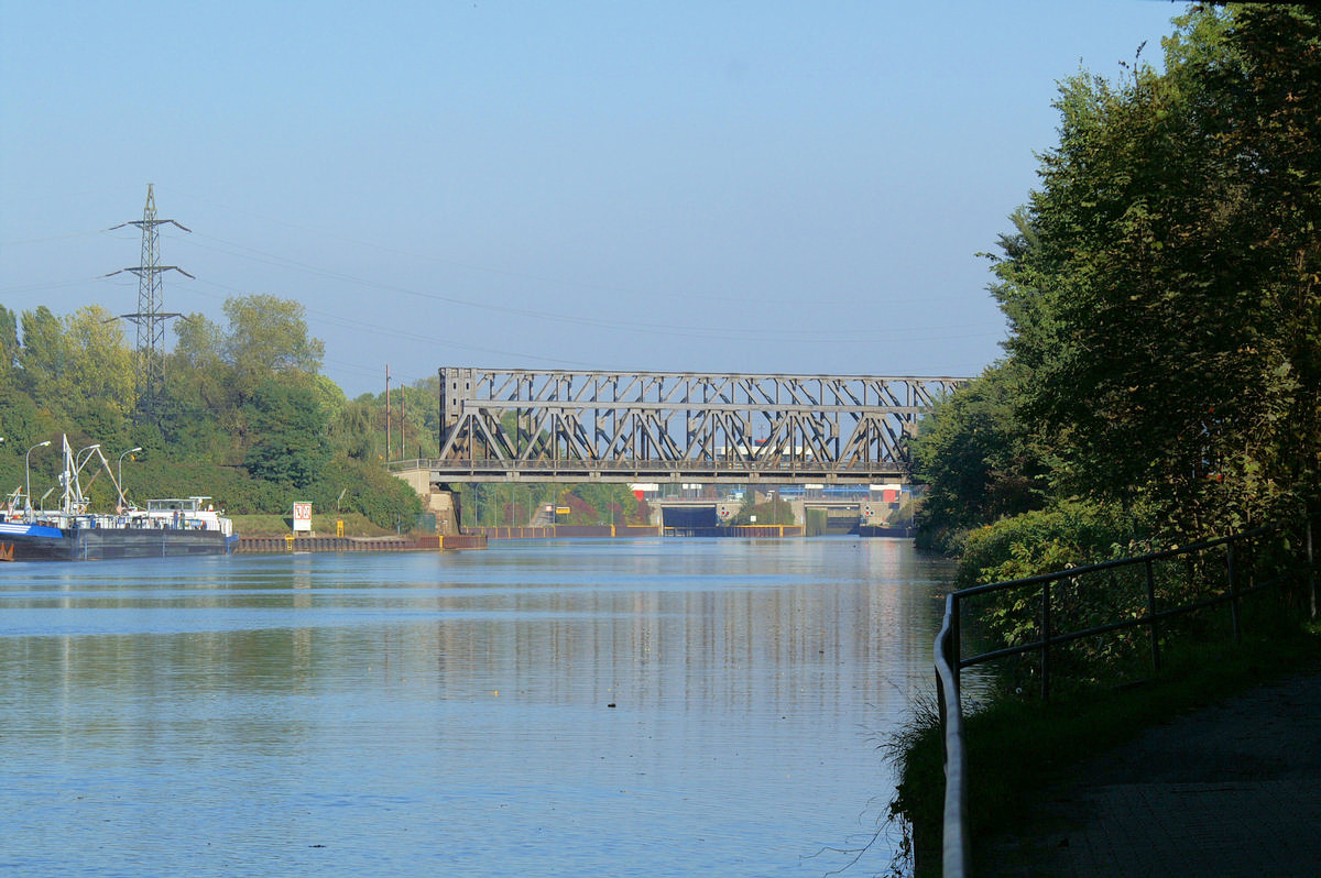 Railroad Bridge No. 341, Gelsenkirchen