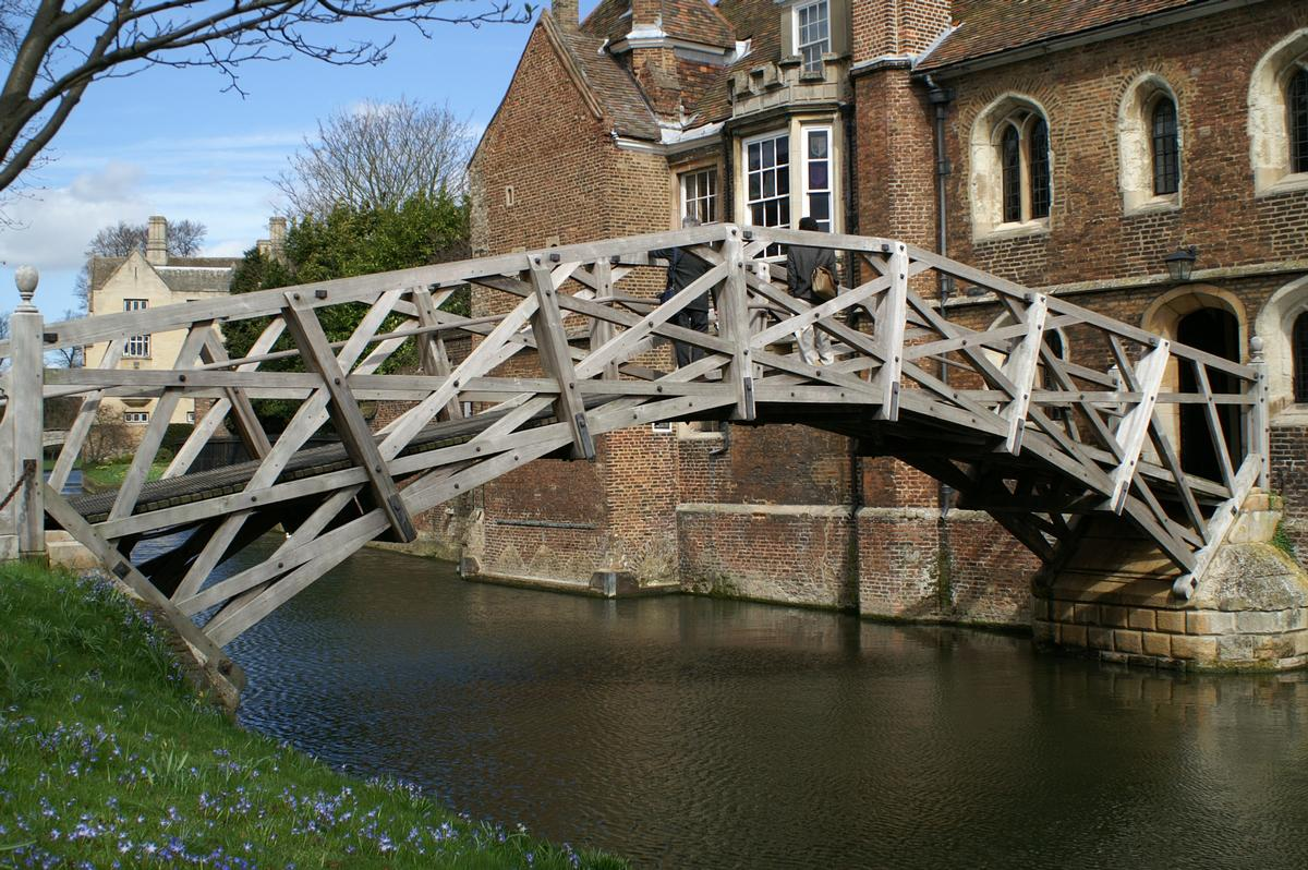 Mathematical Bridge (Cambridge, 1749)