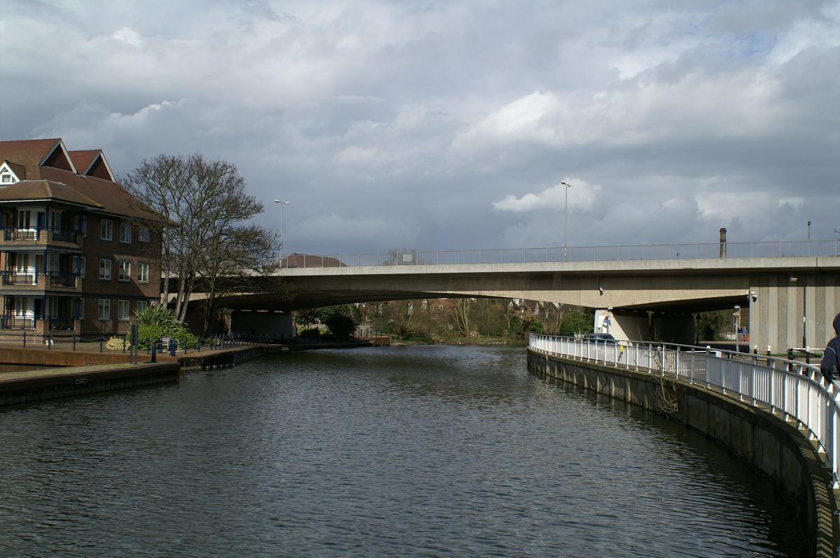 Elizabeth Way Bridge, Cambridge