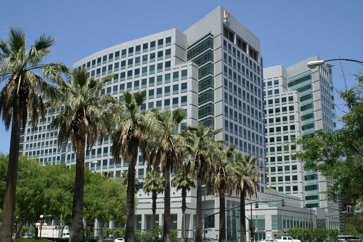 Adobe Headquarters, San Jose, California