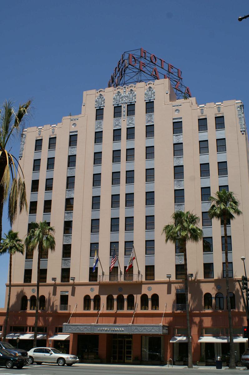 Hotel De Anza, San Jose, California