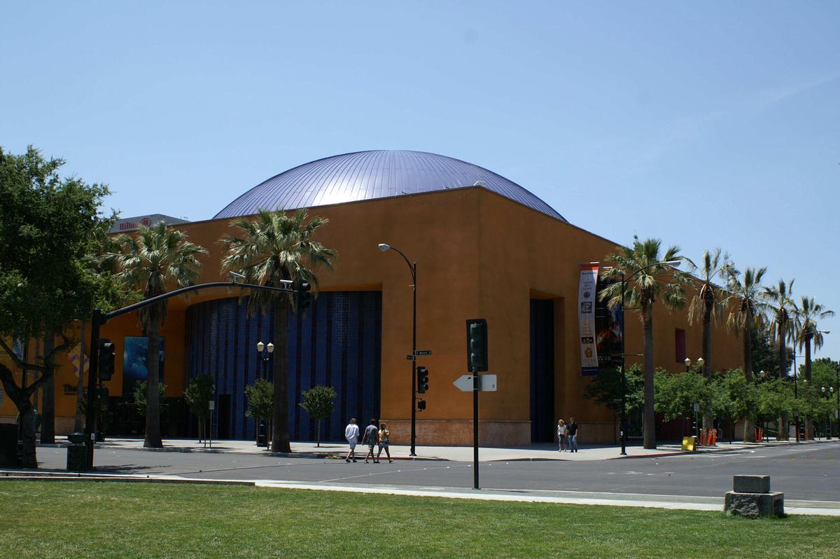 TheTech Museum of Innovation, San Jose, Kalifornien