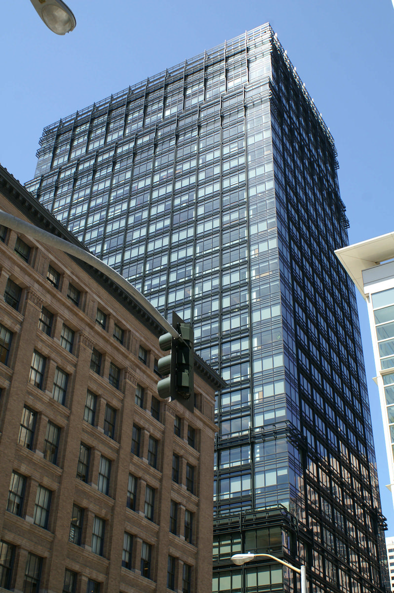 JP MorganChase Building, San Francisco