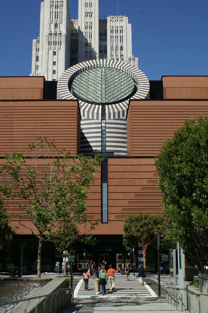 San francisco museum of modern art san francisco 1995 for San francisco museum modern art