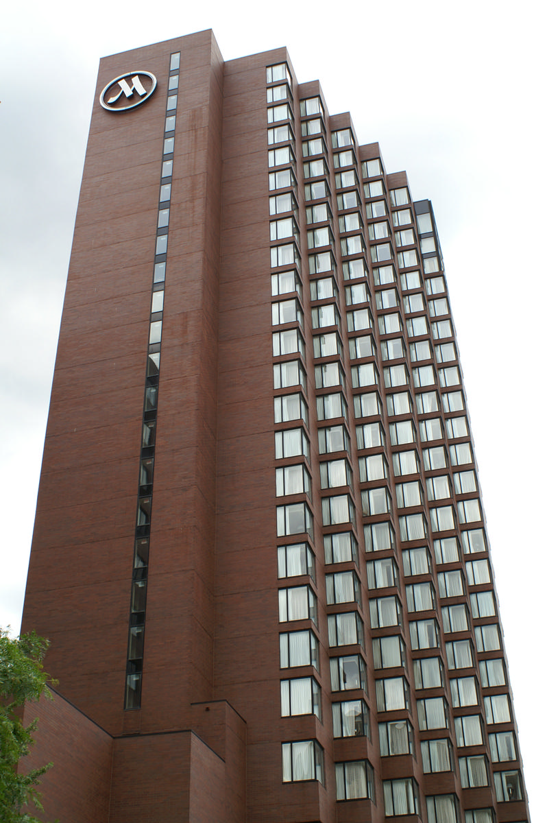 Cambridge Center Mariott, Cambridge, Massachusetts