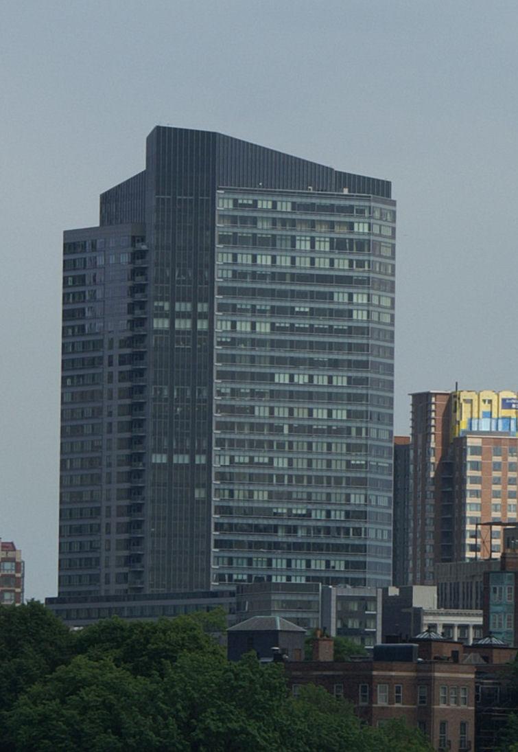 Millennium Place Towers (Boston, 2001)