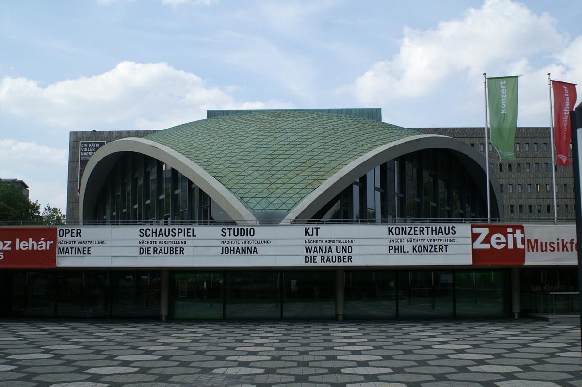 Opera House, Dortmund.