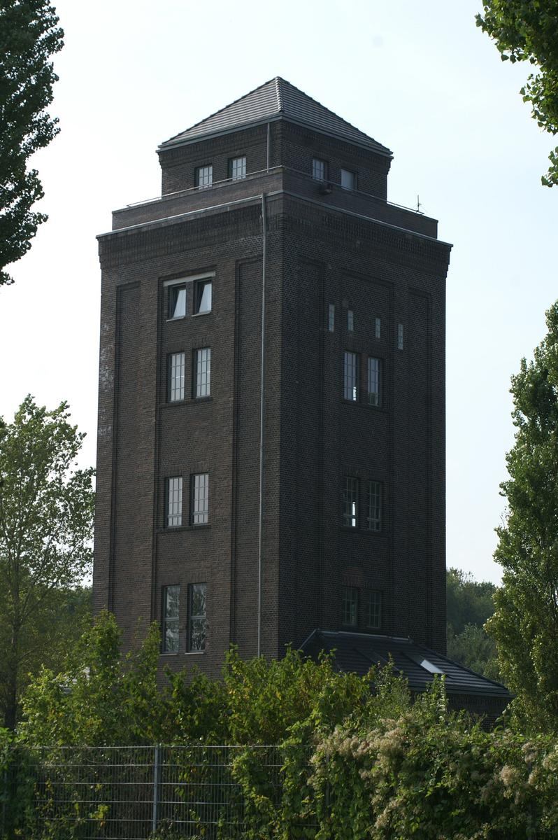 Ventilation shaft at Rote Fuhr, Dortmund