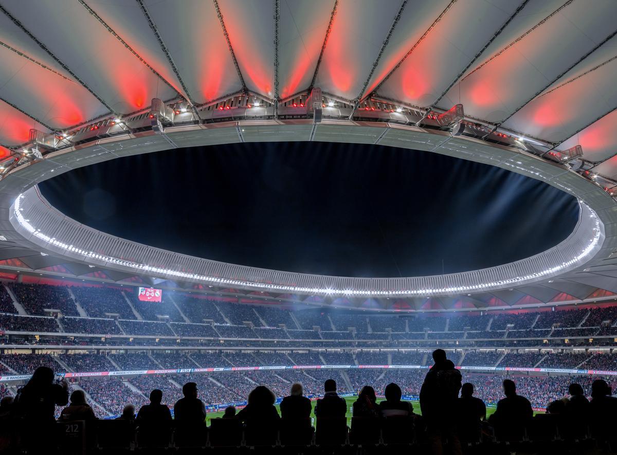 Stadion Wanda Metropolitano